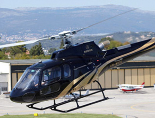 Airbus Helicopter AS350B3